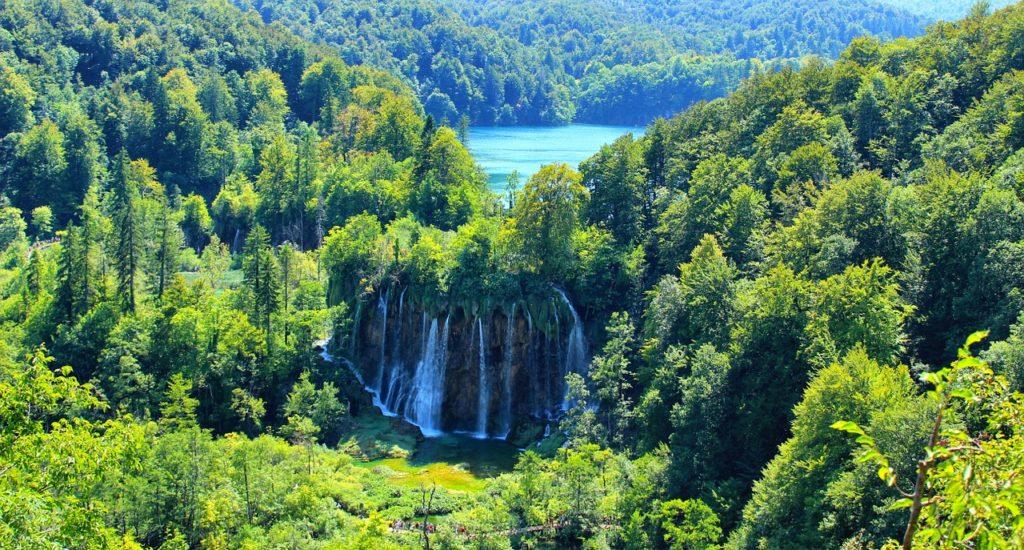 Kroatien - Plitvice-See