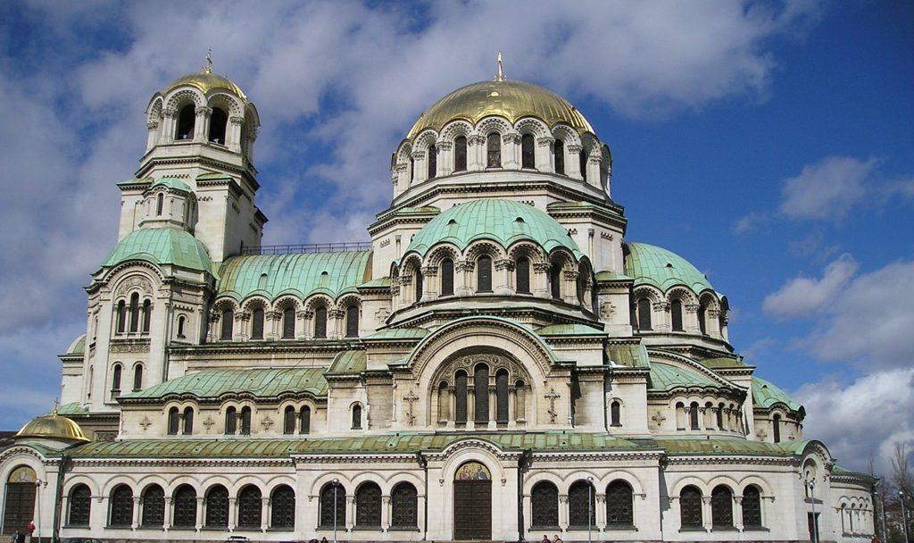 Alexander-Nevski-Bulgarien - Sofia